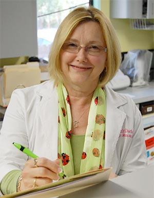 Dr Audrey Lewerenz Walsh D.O headshot
