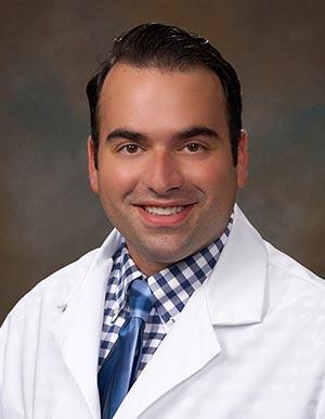 Dr. Ian M. Kahane headshot
